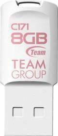 TeamGroup C171 weiß 8GB, USB-A 2.0 (TC1718GW01)