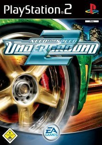 Need for Speed: Underground 2 (deutsch) (PS2)