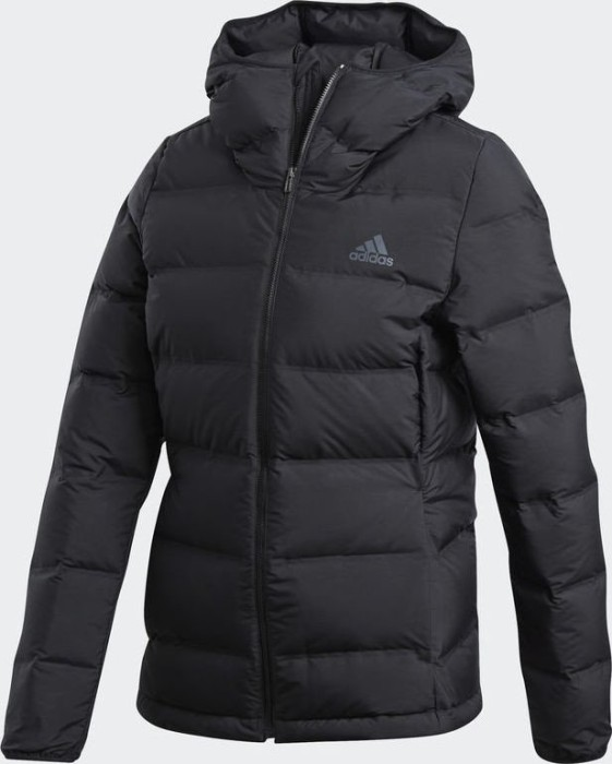 d048a54a8156 adidas Helionic Down Hoody Jacket black (ladies) (BQ1935) starting ...