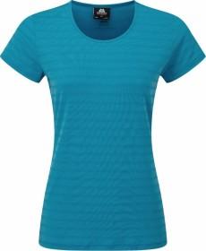 Mountain Equipment Stripe Shirt kurzarm digital blue stripe (Damen) (ME-001554-ME-01444)