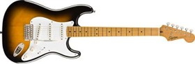Fender Squier Classic Vibe '50s Stratocaster MN 2-colour-Sunburst (0374005500)