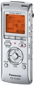 Panasonic RR-XS400 digital voice recorder