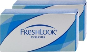 Alcon FreshLook Colors Farblinse violet, -4.00 Dioptrien, 2er-Pack