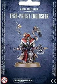 Games Workshop Warhammer 40.000 - Astra Militarum - Tech-Priest Enginseer (99070105002)