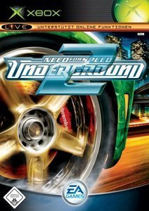 Need for Speed: Underground 2 (German) (Xbox)