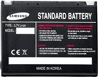 Samsung AB553446CE rechargeable battery -- via Amazon Partnerprogramm