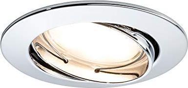 Paulmann LED Coin satiniert rund chrom 3x 6.8W Einbauleuchte ab € 54 ...