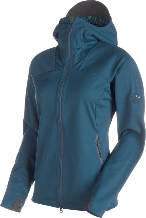 Mammut Ultimate Hoody Jacket orion/light pacific (ladies) (1010-14931-5918)