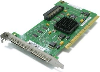 LSI Logic MegaRAID SCSI 320-2, 64bit PCI (3202064KIT) -- via Amazon Partnerprogramm