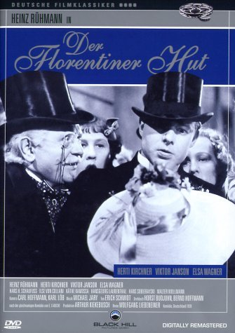 Der Florentiner Hut -- via Amazon Partnerprogramm