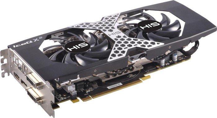 HIS Radeon R9 380X IceQ X² OC, 4GB GDDR5, 2x DVI, HDMI, DP (H380XQM4CR)