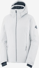 Salomon Prevail Jacke weiß (Damen) (C13863)