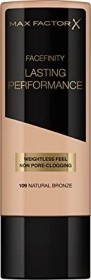 Max Factor Lasting Performance Foundation 109 Natural Bronze, 35ml