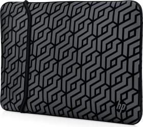 "HP 14"" Neoprene Reversible Sleeve, schwarz/grau (2TX16AA#ABB)"