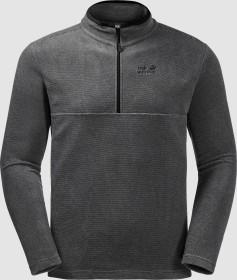 Jack Wolfskin Arco Shirt langarm black stripes (Herren) (1701483-7372)