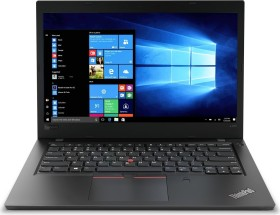 Lenovo ThinkPad L480, Core i7-8550U, 16GB RAM, 512GB SSD, LTE (20LS0017GE)