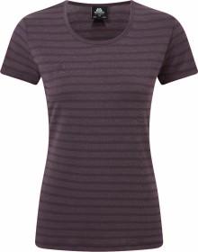 Mountain Equipment Stripe Shirt kurzarm blackberry stripe (Damen) (ME-001554-ME-01524)