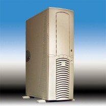 Chieftec Dragon DA-01WD, Big Tower, white, noise-insulated (various Power Supplies) -- © CWsoft