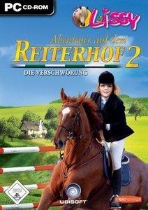 Abenteuer auf dem Reiterhof 2 - Die Verschwörung (niemiecki) (PC)