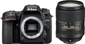 Nikon D7500 schwarz mit Objektiv AF-S VR DX 18-300mm 3.5-6.3G ED (VBA510K004)