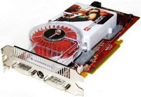 connect3D Radeon X1950 XT, 256MB DDR3, 2x DVI, ViVo (3073)