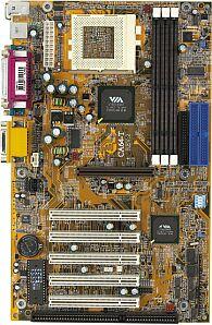 DFI CA64-TC, Apollo Pro133T (FC-PGA/FC-PGA2) (SDR)