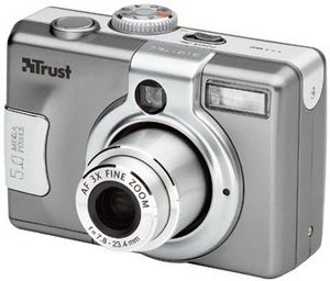 Trust 1490Z PowerCam Optical Zoom (13985)