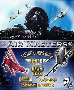 Air Masters (niemiecki) (PC)