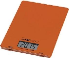 Clatronic KW 3626 Elektronische Küchenwaage orange (263732)