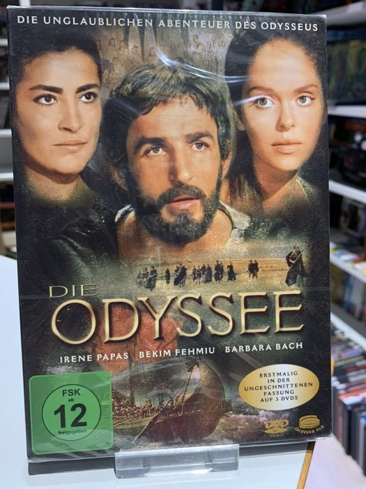 Die Odyssee -- via Amazon Partnerprogramm