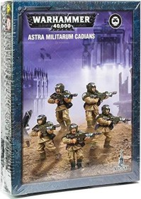 Games Workshop Warhammer 40.000 - Astra Militarum - Cadianer (99120105071)