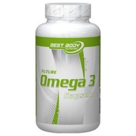 Best Body Nutrition Omega 3 Kapseln, 150 Stück