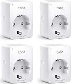 TP-Link Tapo P100, Smart-socket, 4-pack