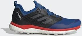adidas Terrex Agravic XT blue beauty/grey five/active red (Herren) (BC0420)
