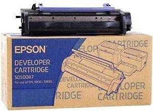 Epson Toner S050087 black (C13S050087)