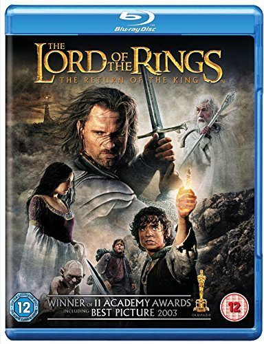 The Lord Of The Rings 3 - The Return Of The King (Blu-ray) (UK) -- via Amazon Partnerprogramm