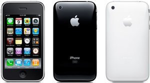 Apple iPhone 3GS 32GB white