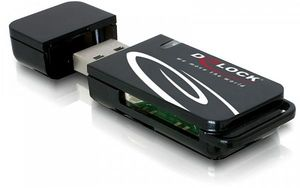 DeLOCK 18in1 Cardreader, USB 2.0 (91667)
