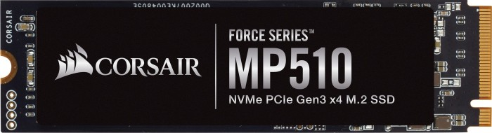 Corsair Force Series MP510 480GB, M.2 (CSSD-F480GBMP510)
