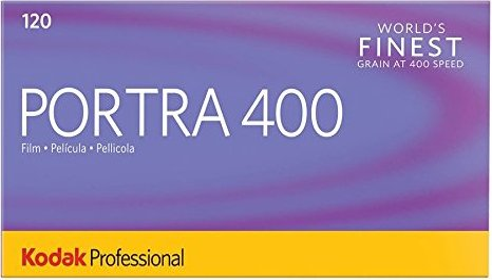 Kodak Portra 400VC Farbfilm -- via Amazon Partnerprogramm