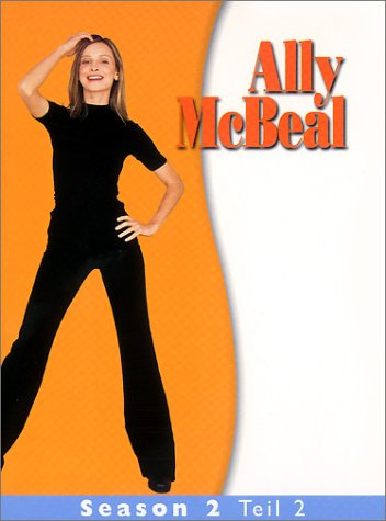 Ally McBeal Season 2.2 -- via Amazon Partnerprogramm