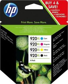 HP Tinte 920 XL Combo Value Pack (C2N92AE)