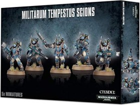 Games Workshop Warhammer 40.000 - Astra Militarum - Tempestus Scions (99120105075)
