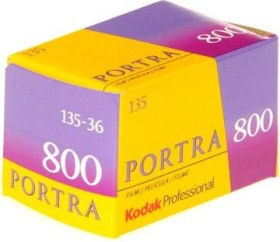 Kodak Portra 800 Farbfilm