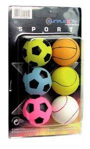 Sunflex Tischtennisbälle Sport (6er)