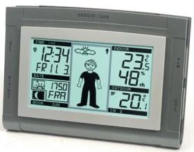 Techno line WS9611-IT wireless weather station digital