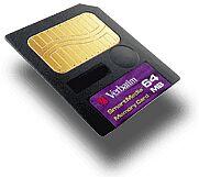Verbatim SmartMedia Card (SM) 64MB (47103)