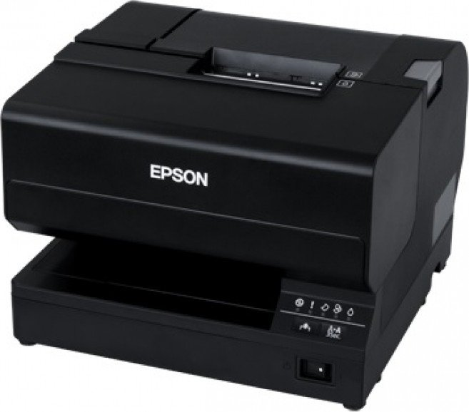 Epson TM-J7700, USB/LAN, schwarz (C31CF70301)