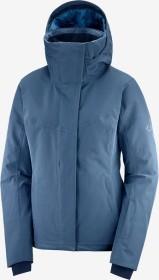 Salomon Speed Jacke dark denim/copen blue (Damen) (C13804)