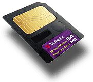 Verbatim SmartMedia Card (SM) 8MB